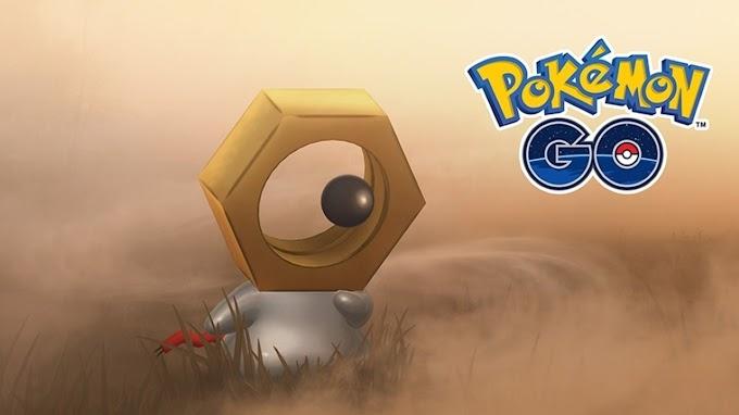 Pokémon GO - Como capturar Pokémon do tipo Steel (em busca de lendas)