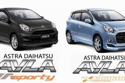 Promo akhir tahun Daihatsu New Ayla di Medan