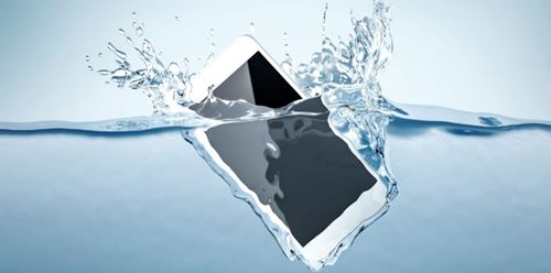 Your Phone Fell In The Water?