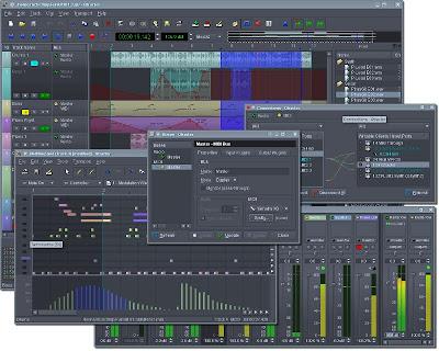 Resultado de imagem para linux audio.org
