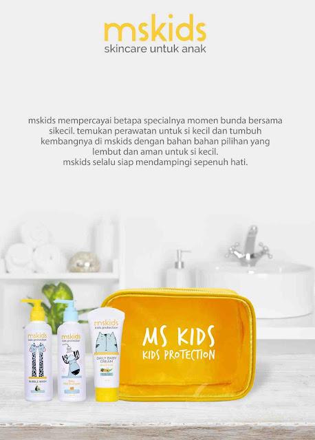 Mengenal MS Glow Kids, Skincare Anak