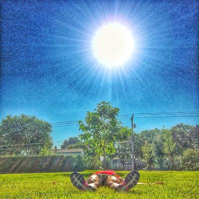 the Hot Sun
