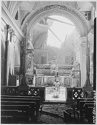Chiesa Santa Maria degli Angeli - U.S. National Archive