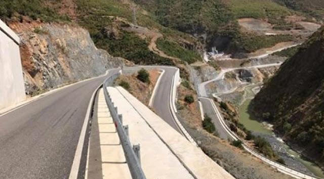 Gramsh-Korce new road