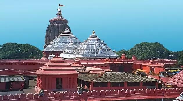 Shri Jagannath Puri Temple