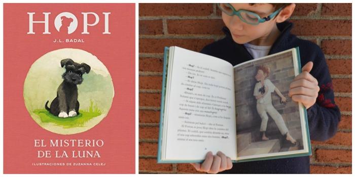 mejores cuentos niños 5 a 8 años, recomendados imprescindibles libro capítulos Hopi, badal