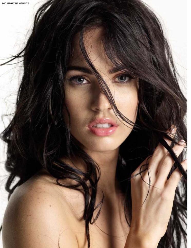 Incredible Windy Hairstyle Megan Fox New Trend Haircuts Short Hairstyles Gunalazisus