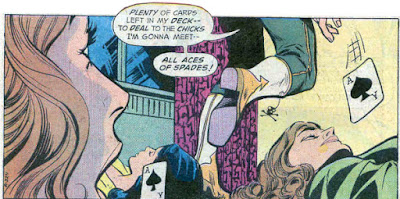 1st Issue Special #4, Lady Cop, Ace of Spades