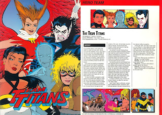 New Titans (dc comics)