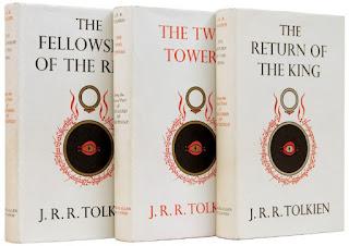 Trilogía original El señor de los anillos