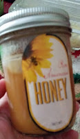 jar creamed honey