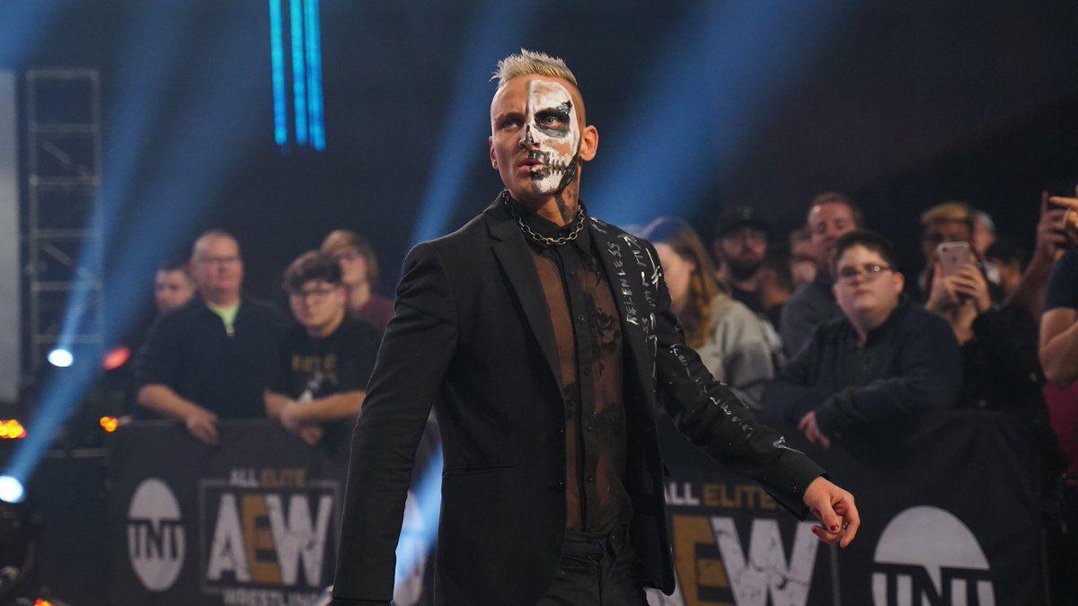 Darby Allin receberá chance pelo AEW TNT Championship no Full Gear