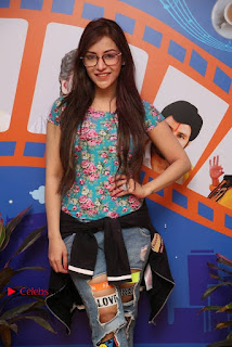 Telugu Actress Angela Stills in Ripped Jeans Angela Stills At Radio City For Rogue Promotions  0004.jpg