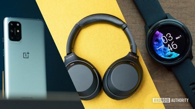 Sorteio de um OnePlus 8T um Smartwatch e um Headphone