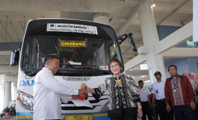 Jadwal dan Harga Tiket Damri Bandung Bandara Kertajati