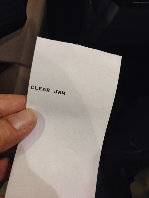 how to remove jammed paper by poe joanna