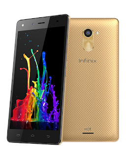 سعر ومواصفات موبايل Infinix X557 Hot 4 Lite فى مصر 2017