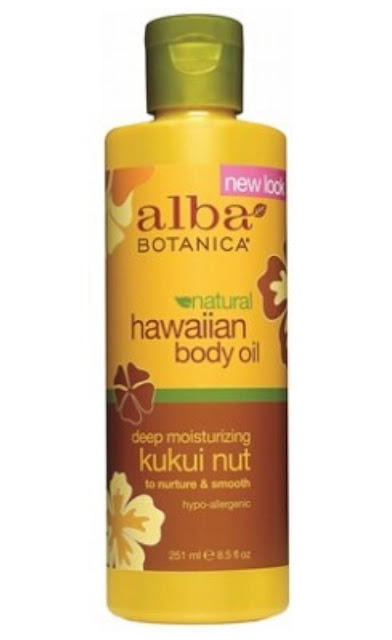 Kukui nut oil for hair | A Relaxed Gal