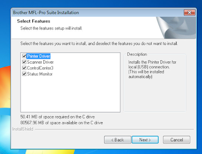 How To Install MG 7140