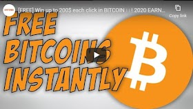 [FREE] Win up to 200$ each click in BITCOIN ₿ ! 2020 EARN MONEY EASY SIMPLE BEST [01] #bitcoin