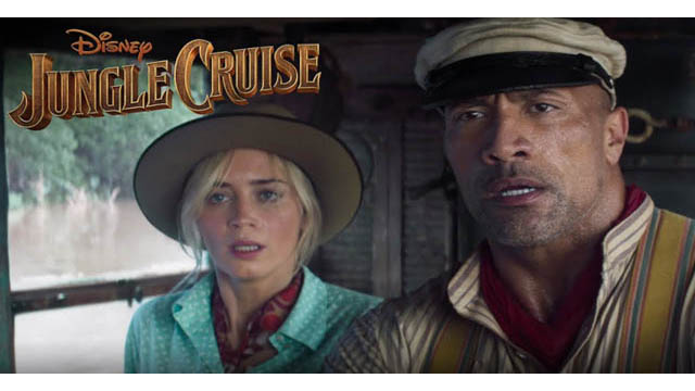 Jungle Cruise (2020) English Full Movie Download Free