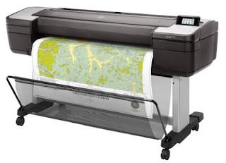 HP DesignJet T1700 Driver Stampante Scaricare