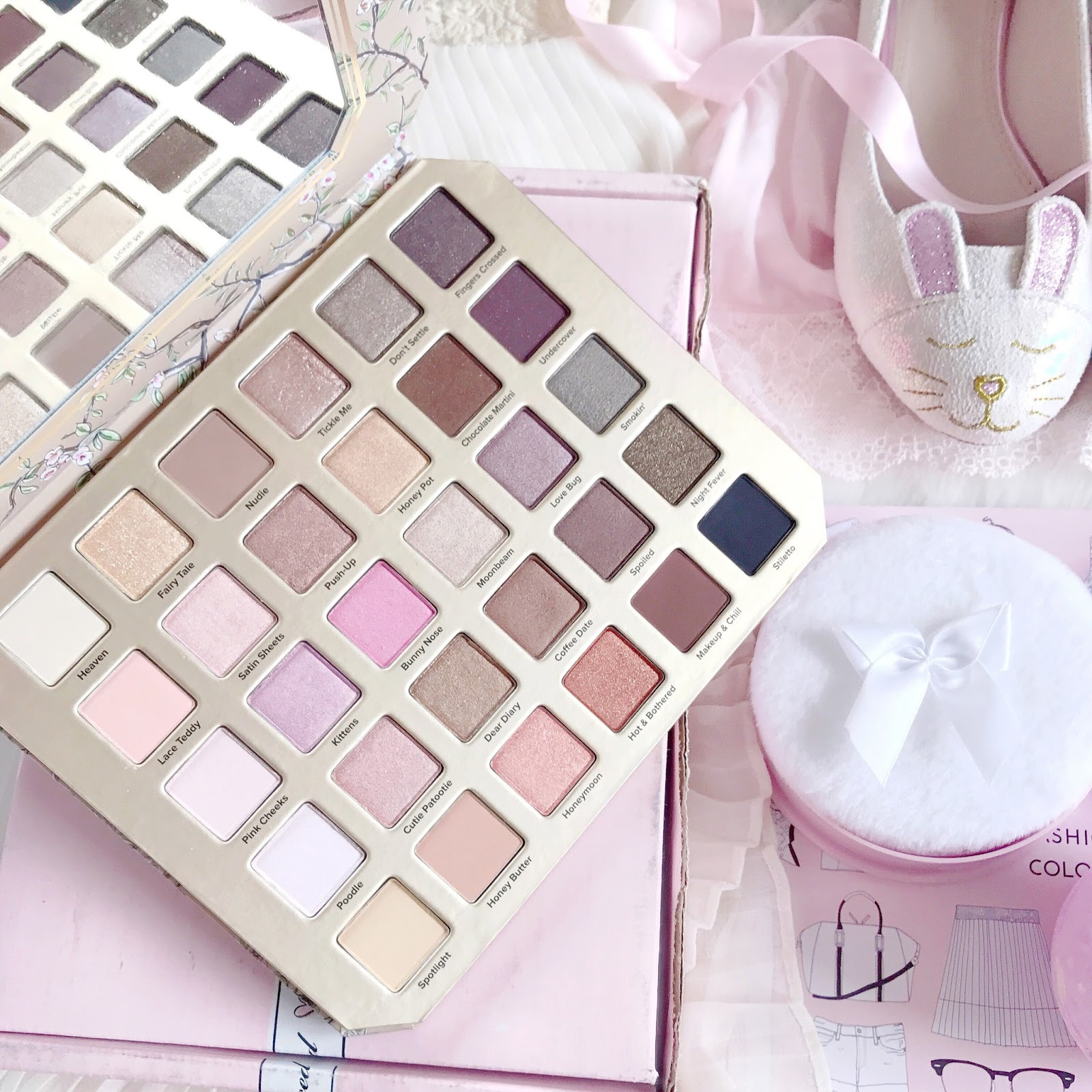 Too Faced Natural Love Palette   Love, Catherine
