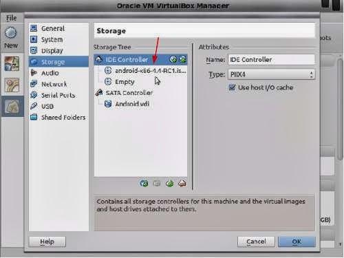 Install android kitkat x86 in virtualbox windows or linux ubuntu