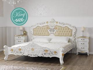 سرير,سرير نوم,ديكورات, غرف نوم,