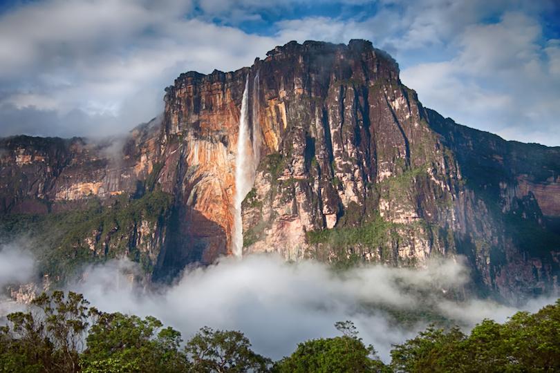 اجمل المناطق السياحية في فنزويلا