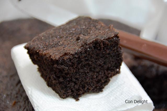 עוגת שוקולד בחושה לפסח