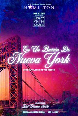 EN UN BARRIO DE NUEVA YORK - poster de la pelicula