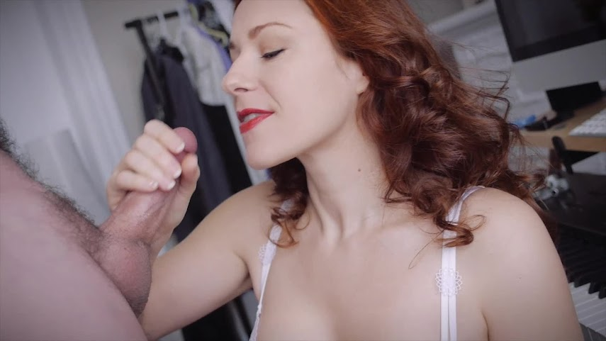Blowjob 2013-01-18 - Redheads give the best blowjobs.movReal Street Angels