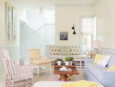 warna cat interior rumah minimalis terbaru