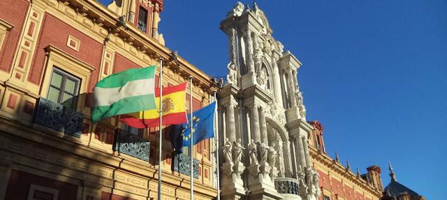 Parlamento de Andalucia y reglamentos