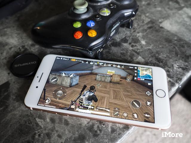 مشكلة الدخول للعبة ببجي موبايل على انظمة الايفون