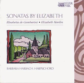 Sonatas by Elizabeth