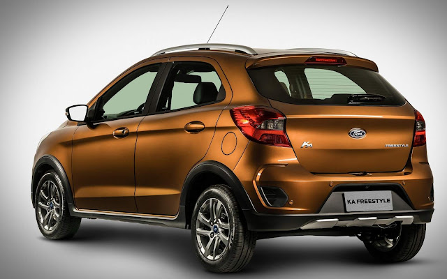 Novo Ford Ka 2019 FreeStyle