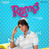 Remo (2016) Telugu Movie Audio CD Front Covers, Posters, Pictures, Pics, Images, Photos, Wallpapers