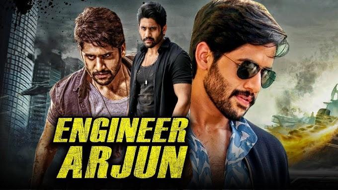 Engineer Arjun (2019) | South Movie Hindi Dubbed