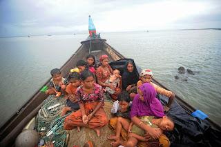 PKPU Salurkan Bantuan Darurat Untuk Pengungsi Rohingya di Aceh
