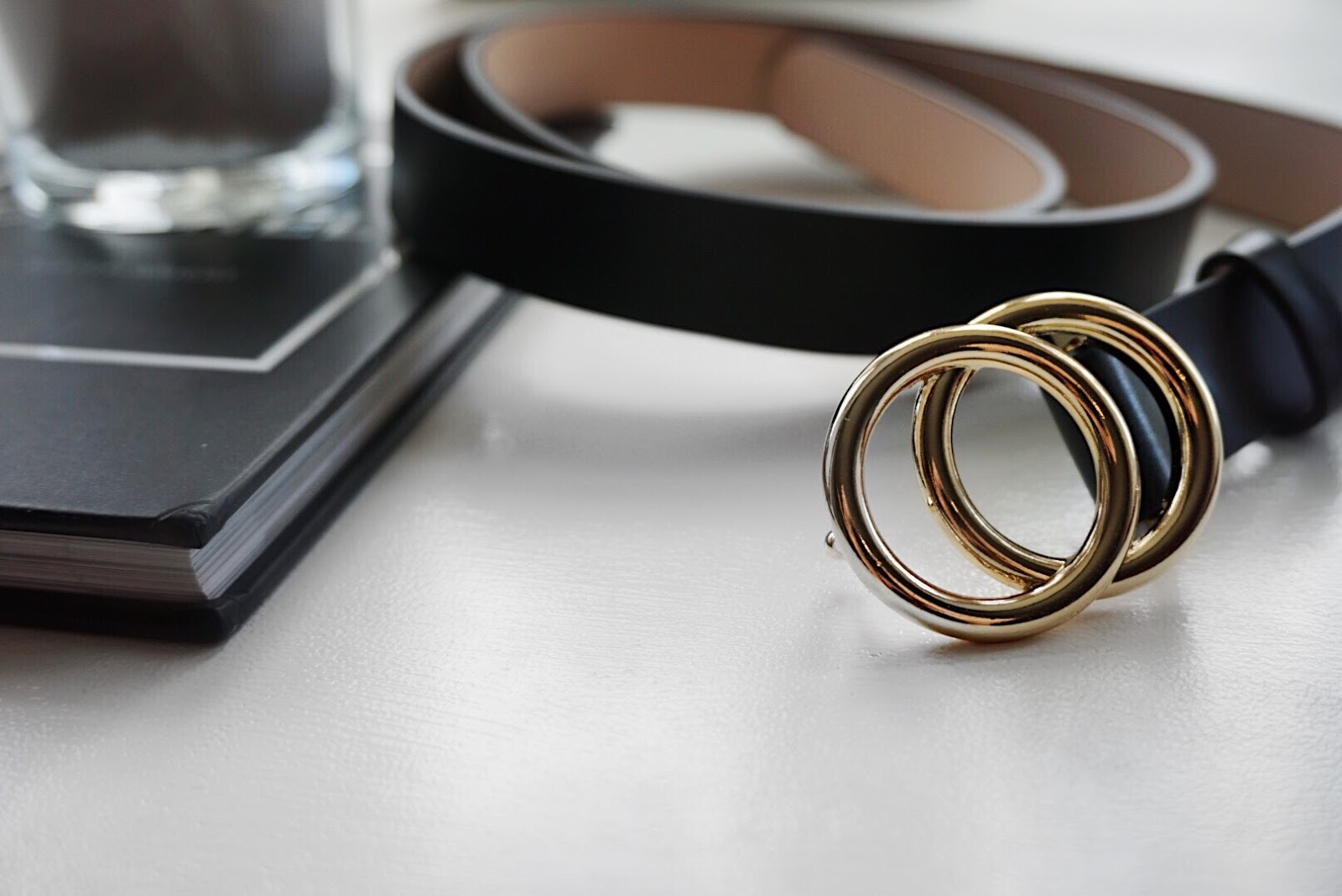 bf760036ff1 The second item I am loving is this belt from H M. Another dupe for the  famously well known Gucci belt. I am not surprised I am seeing a dupe of  this belt ...