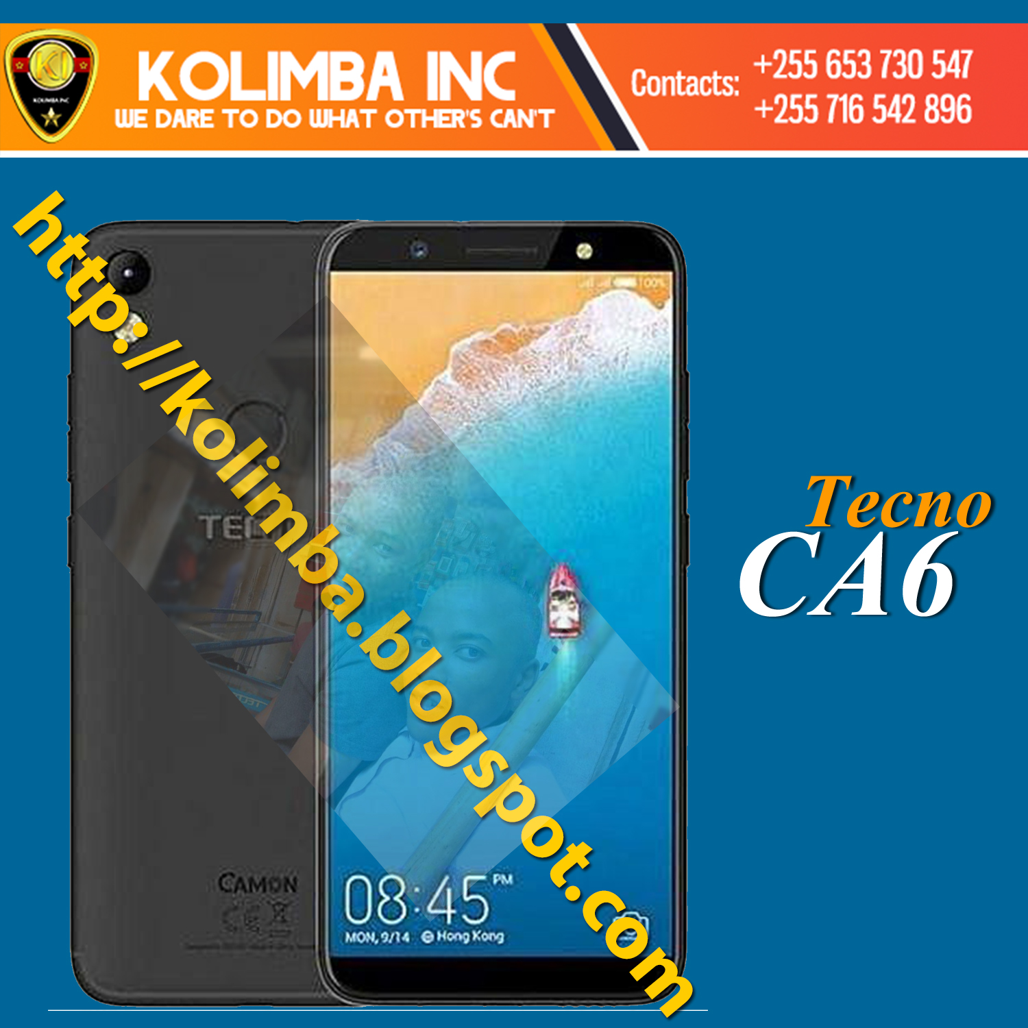 TECNO CAMON CM (CA6) FACTORY SIGNED FIRMWARE FLASH FILE