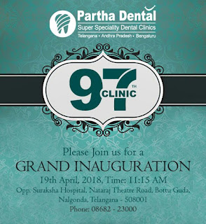 pratha dental grand inauguration in nalgonda