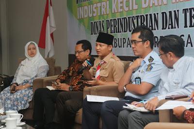 Bupati Nur Arifin Kembali Tekankan Communal Branding