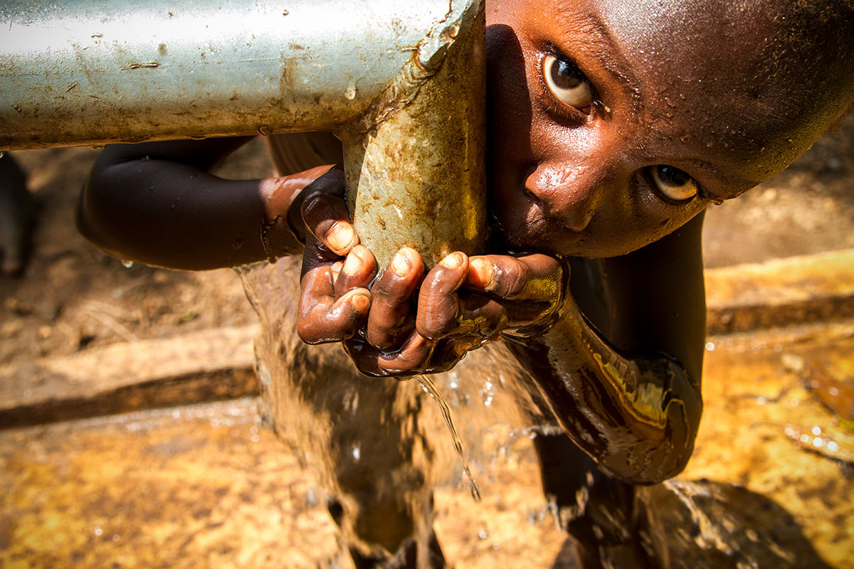 Water Has More To Do With Poverty Than You Think!