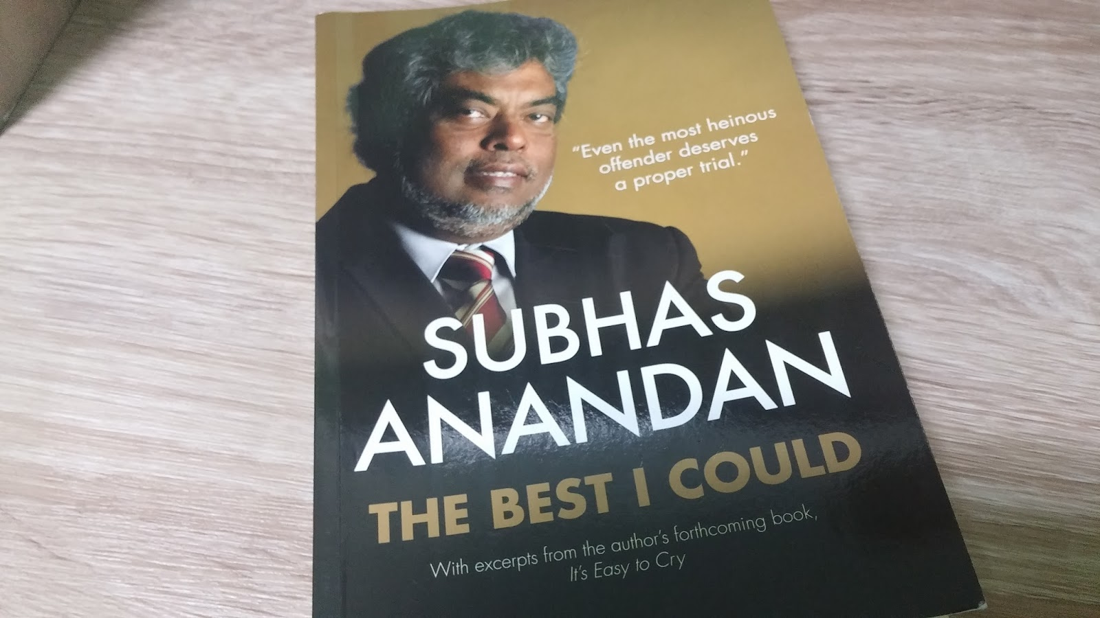 The best i could subhas anandan