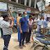 मधुपुर चेंबर ऑफ कॉमर्स के सदस्यों ने रविवार को खुली सभी दुकानों को कराया बंद