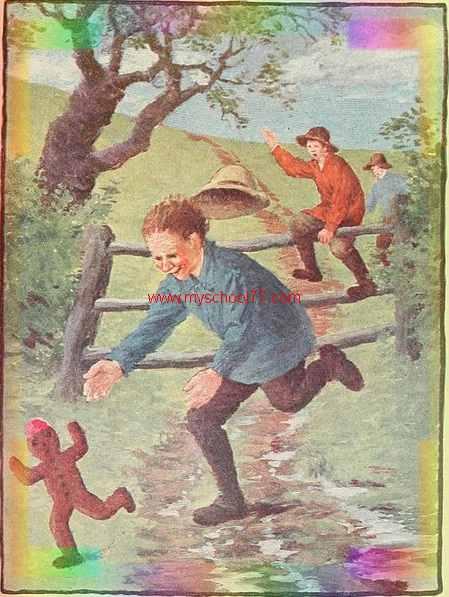 بالفيديو شرح قصة اللغة الانجليزية الصف الثاني الابتدائي The Gingerbread Man