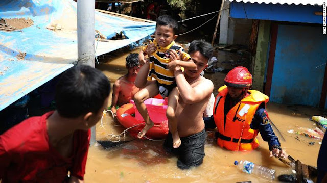 Mitigasi Saat Terjadi Banjir